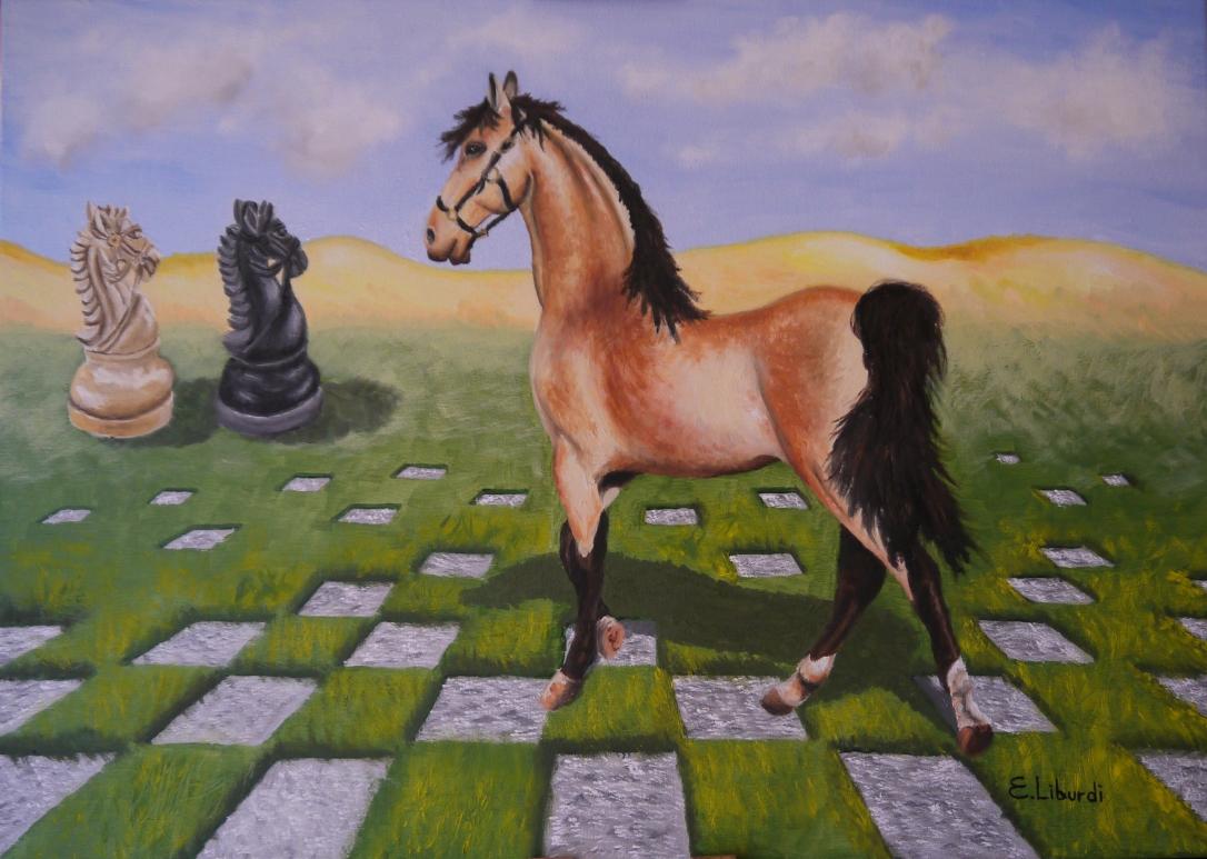 cavallo-e-scacchiera
