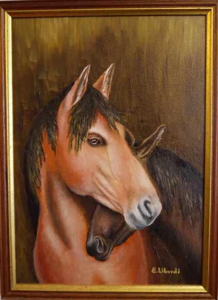 cavallo e cavallino
