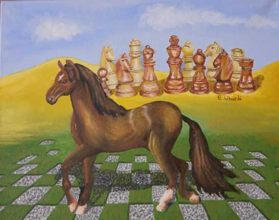 cavallo scacchi 2
